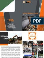 Portofolio-Waste Refinery Center FT UGM