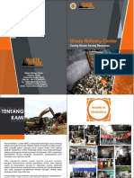 Portofolio-Waste Refinery Center FT UGM