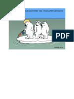 2 Cartoon Gazet Van Antwerpen Climate Policy US