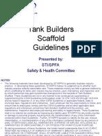 Tank Builders Scaffold