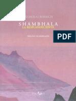 Nicholas Roerich Shambhala Espanhol