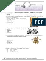 Diagnostico Historia 3º