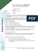 Inspecao de Processos Com NBR 5429