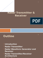 Radar Tx and Rx