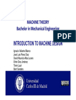 Introduction to Machinery