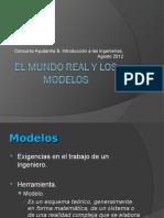 El Mundo Real y Los Modelos