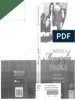 Manual Da Monografia Jurídica - Rizzatto Nunes - 8ª Edição