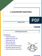 A Manutenção Industrial