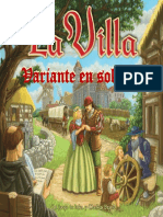 La Villa - Variante en Solitario