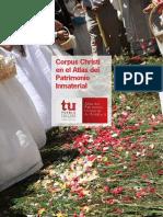 Corpus Christi en El Atlas de Patrimonio Inmaterial