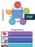 DIAGNOSTICO-GLOMERULONEFRITIS