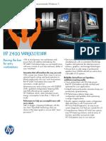 Z400_Datasheet