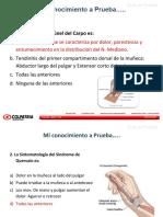 002 Patologías Frecuentes en Miembros Superiores y Su Prevención Respuestas