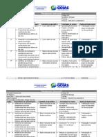 Planejamento Quinzenal de Biologia 1c2ba Ano 1c2ba Perc3adodo Jan Fev 2013