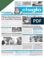 Edición Impresa El Siglo 02-04-2017