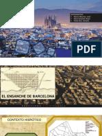 Ensanche Barcelona