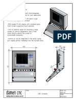 CNC Console