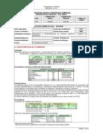 Modelo de PRPOPUESTA de CREDITO Banca Empresa