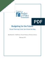 Budgeting Forecast States