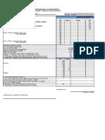 Post- Test Form - 7B