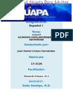 Juan Daniel L.H Español I Unidad III