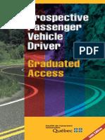 2003 Prospective Passenger Vehicle Driver