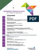 Programme Final
