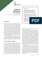 Sustitutos y Protesis Valvulares