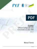 Manual Presys COMFYS