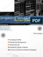 Competing Values -