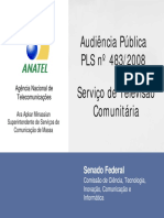 Ap20091005 Tv Comunitaria Anatel