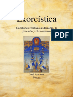 Exorcistica - Jose Antonio Fortea