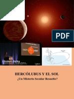 Hercólubus y El Sol
