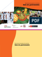 Gastronomia Guia