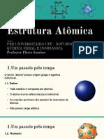 Estrutura Atômica (1)