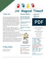 newsletter april 3
