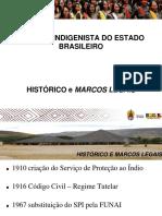 História e Marcos Legais