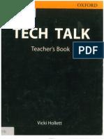 TECH TALK Teacher´s book (Pre Intermediate)