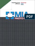 Catalogo MIA Photo Fair 2017