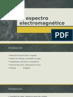 El Espectro Electromagnético (1)
