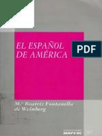 Fontanella de Weinberg m b El Espanol de America