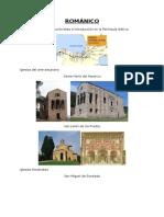Imágenes Románico y Gótico