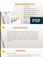 Ppt de Lean Construction