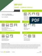 Equidam Valuation Report Sample