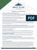 FAQ Point Place Casino