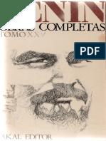 Lenin Oc Tomo 25