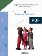 Module b Measuring Growth