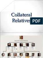 Collateral Relatives
