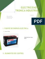 Electricidad y Eléctronica Industrial