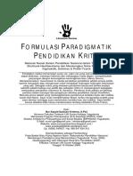 [07] HAND-OUT_BEDAH BUKU + SEMINAR_PENDIDIKAN KRITIS